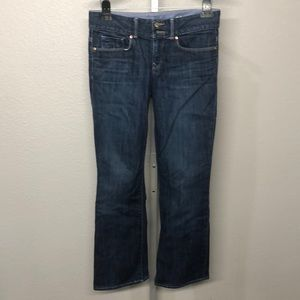 Gap Perfect Boot Cut Jeans Size 4 Long